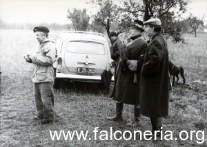 Jack Mavrogordato, Renz Waller e Ernesto Coppaloni