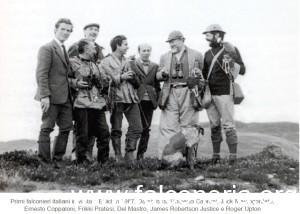 falconieri italiani 1967