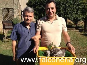 Daniele Arcioni e Federico Lavanche
