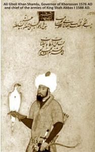 AliGholiKhanShamlu