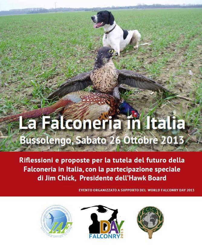 falconeria in Italia