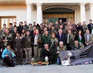 Raduno Internazionale AECCA 2013, giornate storiche per la falconeria spagnola