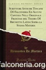 Scritture_Antiche_Toscane_DI_Falconeria_Ed_Alcuni_Capitoli