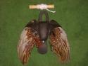 Leather Pheasant Lure