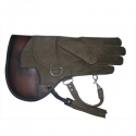 Nubuck Leather Gloves
